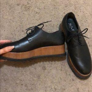 Matisse Platform Loafers